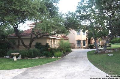 San Antonio TX Single Family Home New: $830,000