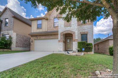 Bexar County Single Family Home Active Option: 14019 Bella Donna