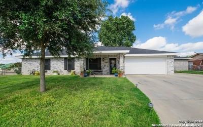 Pleasanton Single Family Home For Sale: 201 Colony Dr