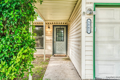 San Antonio Single Family Home Back on Market: 5841 Cactus Sun