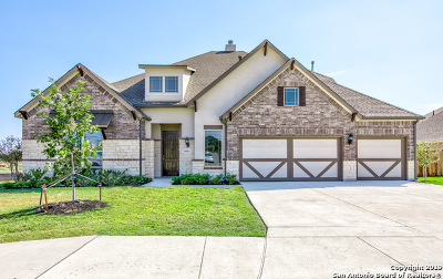 Cibolo, Schertz, Selma, Universal City Single Family Home For Sale: 6914 Hallies Haven