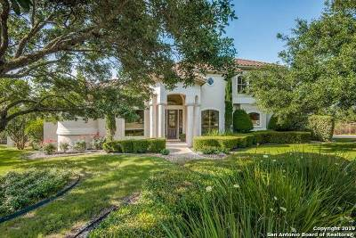 San Antonio Single Family Home For Sale: 1407 Greystone Ridge