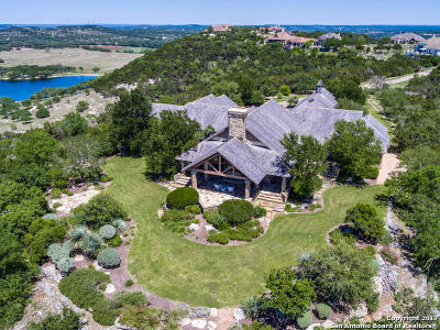 Boerne Single Family Home For Sale: 410 Paradise Point Dr