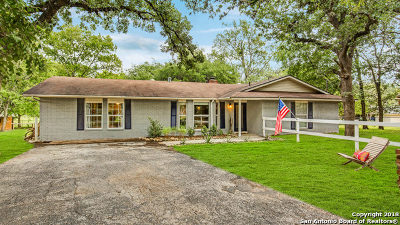 Boerne Single Family Home For Sale: 28240 Windwood Dr E