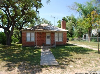 Bandera County Multi Family Home For Sale: 250 & 266 Patterson
