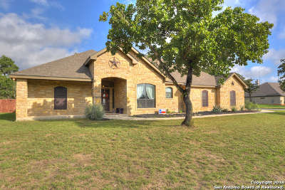 Floresville Single Family Home Active Option: 125 E Ashton Blvd
