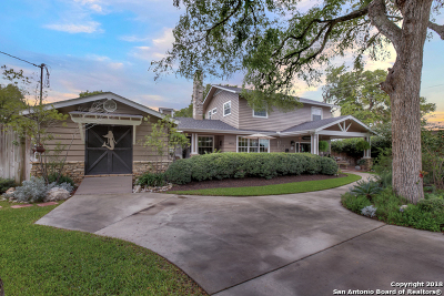 New Braunfels Single Family Home Price Change: 1493 Sleepy Hollow Ln