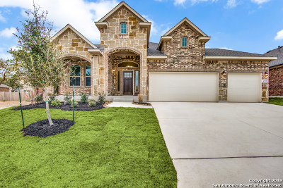Alamo Ranch, Santa Maria At Alamo Ranch, Terraces At Alamo Ranch, The Hills At Alamo Ranch, The Preserve At Alamo Ranch, Trails At Alamo Ranch, Westwinds-Summit At Alamo Ranch Single Family Home For Sale: 4511 Lugo Way