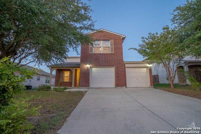 Schertz Single Family Home Active Option: 5121 Brookline
