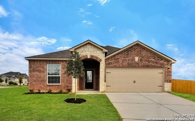 Bexar County, Medina County Single Family Home Back on Market: 7908 Bluewater Cove