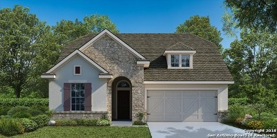 Schertz Single Family Home Price Change: 8729 Stackstone