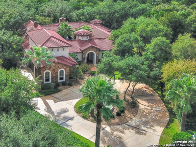 Boerne, Cibolo, Converse, Fair Oaks Ranch, Helotes, Leon Valley, New Braunfels, San Antonio, Schertz, Windcrest Single Family Home For Sale: 17703 Wild Basin