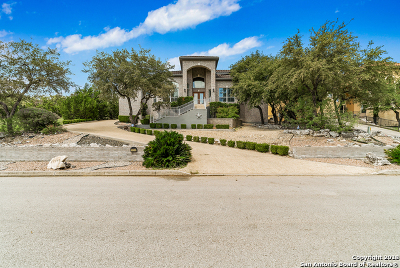 Bexar County Single Family Home For Sale: 25303 Wentworth Way