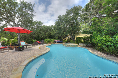 San Antonio Single Family Home Back on Market: 1812 Winding View