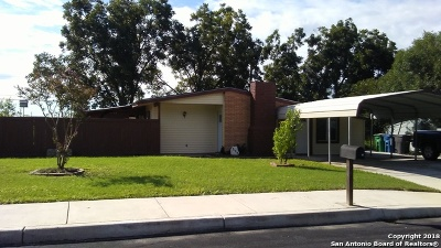 San Antonio TX Single Family Home Back on Market: $129,900