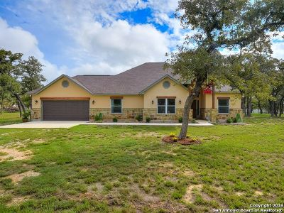 Floresville TX Single Family Home Active Option: $379,000