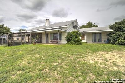 Frio County Single Family Home For Sale: 4400 W Fm 462