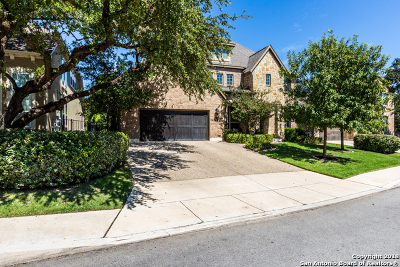 San Antonio Single Family Home Active Option: 2719 Sonata Park