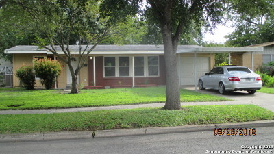 San Antonio Single Family Home Price Change: 418 E Formosa Blvd