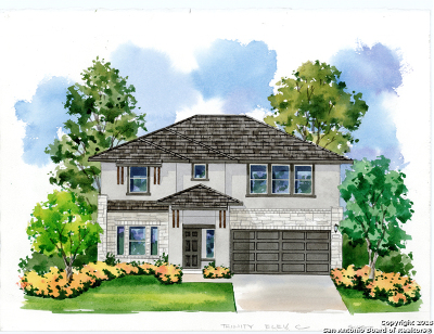 San Antonio Single Family Home Back on Market: 12445 Big Valley Creek