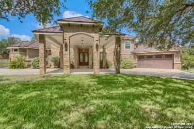 La Vernia Single Family Home For Sale: 185 Vintage Ranch Circle