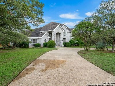 Bexar County Single Family Home For Sale: 116 Warbler Way