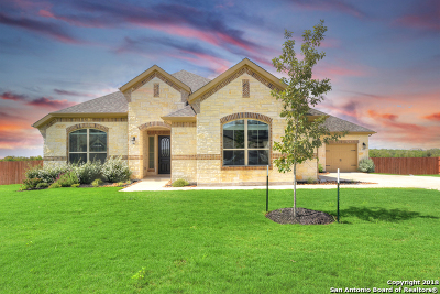 Schertz Single Family Home For Sale: 7101 Sheila Pond
