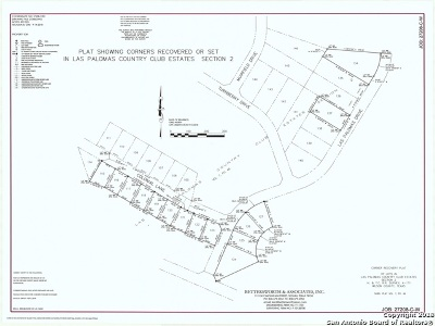 La Vernia Residential Lots & Land Active Option: 229 Colonial Ln