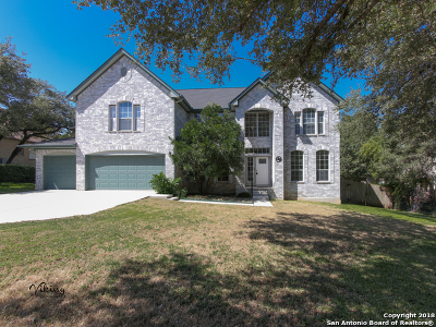 Schertz Single Family Home Price Change: 1300 Birchwood Circle