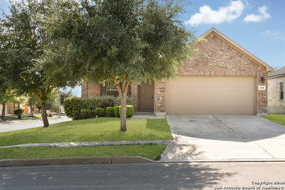 Cibolo Single Family Home Active Option: 201 Bareback Bend