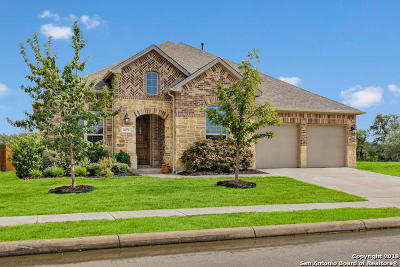 Bulverde Single Family Home For Sale: 30751 Horseshoe Path