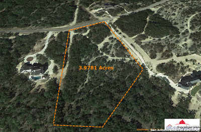 Boerne Residential Lots & Land For Sale: 00 Creekside Cove
