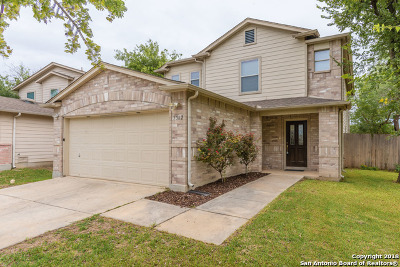 San Antonio TX Single Family Home Back on Market: $210,000