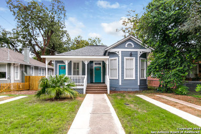 San Antonio Single Family Home Active Option: 510 E Mistletoe Ave