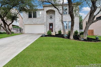 San Antonio Single Family Home Back on Market: 18714 Redriver Trail