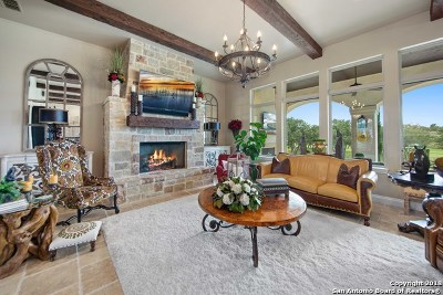 Boerne Single Family Home For Sale: 2280 Clubs Dr.