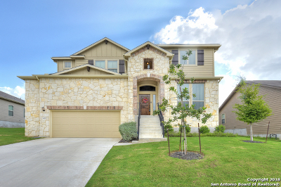 Schertz Single Family Home For Sale: 5408 Kingswood St