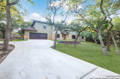 San Antonio Single Family Home For Sale: 26619 Snuggle Valley