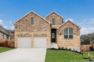 Boerne Single Family Home For Sale: 127 Boulder Creek
