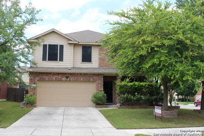 Schertz Single Family Home For Sale: 2753 Sterling Way