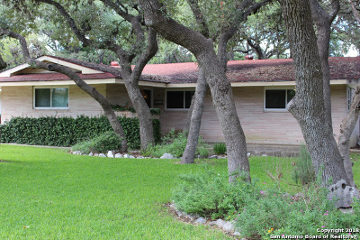 Hollywood Park Single Family Home Back on Market: 409 Meadowbrook Dr