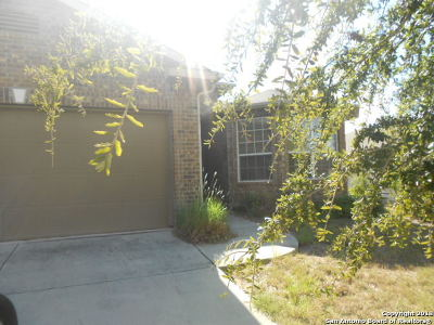 Schertz Single Family Home Price Change: 716 Hightrail Rd