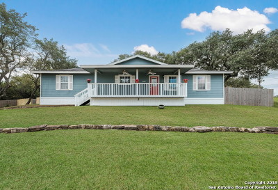 Bulverde Single Family Home Active Option: 1855 Hillside Oaks