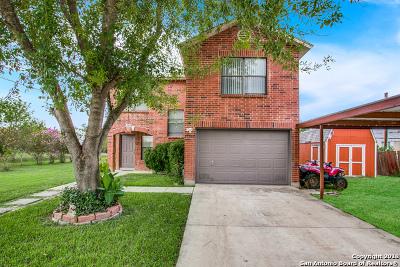Schertz Single Family Home Active Option: 11380 Flores Luna Rd