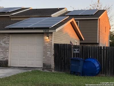 San Antonio Single Family Home Back on Market: 5802 Rue Royale