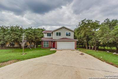 San Antonio Single Family Home For Sale: 16707 Parkstone Blvd
