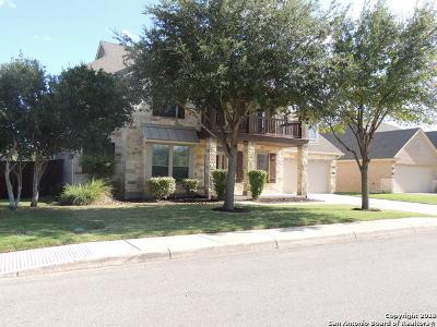 Alamo Ranch Single Family Home For Sale: 3118 Limestone Trl