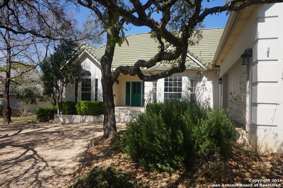 Fair Oaks Ranch Single Family Home For Sale: 7735 Fair Oaks Pkwy
