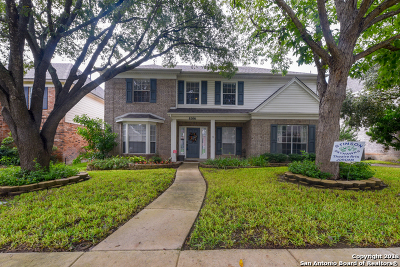 Bexar County Single Family Home For Sale: 8506 Carlton Woods Dr