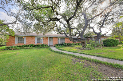 Boerne Single Family Home Back on Market: 9548 Deer Ridge Dr